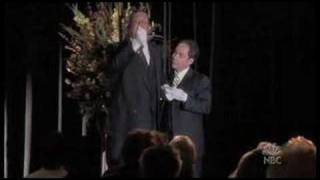 Penn & Teller Burn a Flag in the White House