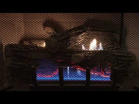 Fireplace Shutting Off 12 Second Video Youtube