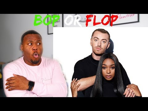"SAM SMITH W/ NORMANI "" DANCING WITH A STRANGER"" REACTION!!"