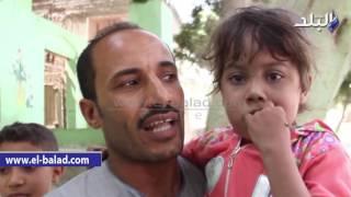 بالفيديو والصور.. القوات المسلحة تطور قرية منيل سلطان بأطفيح.. والأهالي: «إحنا كده بقينا بندر خلاص»