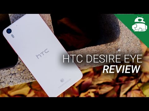 HTC Desire Eye Review!