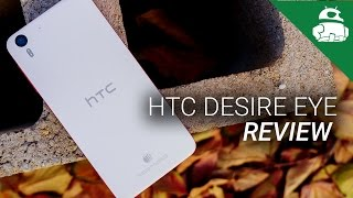 HTC Desire Eye Review!