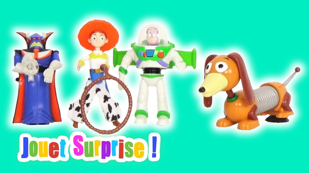 Disney Pixar Toy Story 2 McDonaldu0026#39;s Toys Happy Meal 2000 - JOUET SURPRISE - YouTube