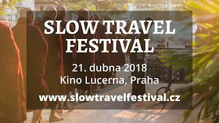 Pozvánka na Slow Travel Festival 2018