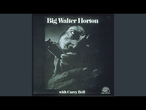 big walter horton trouble in mind