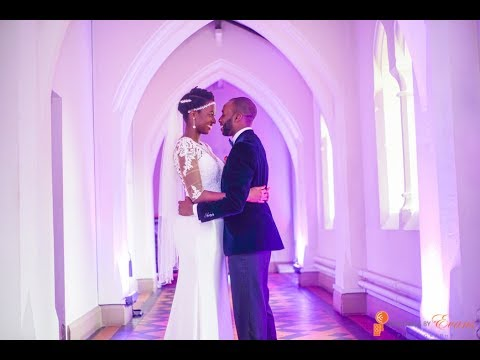 TK AND RU Cinematography in Manchester Monastery England by WeddingsByEvans
