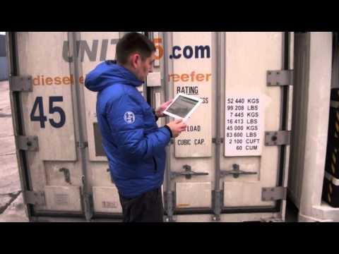 видео: спутниковый трекер для реф контейнера (tetis-r)