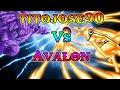 Anime Ninja - titojose90 Vs Avalon - Naruto Game - Browser Online Games