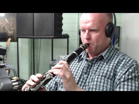 Adding Vibrato to the Clarinet - Stranger on the Shore