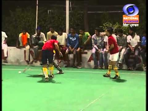 jarkhar sports-pirthipal hockey league part 1  - 2012