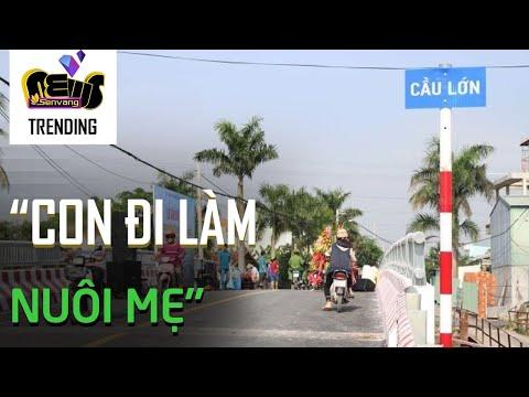14T tự lên Sài Gòn kiếm việc - 'Con đi làm nuôi mẹ'