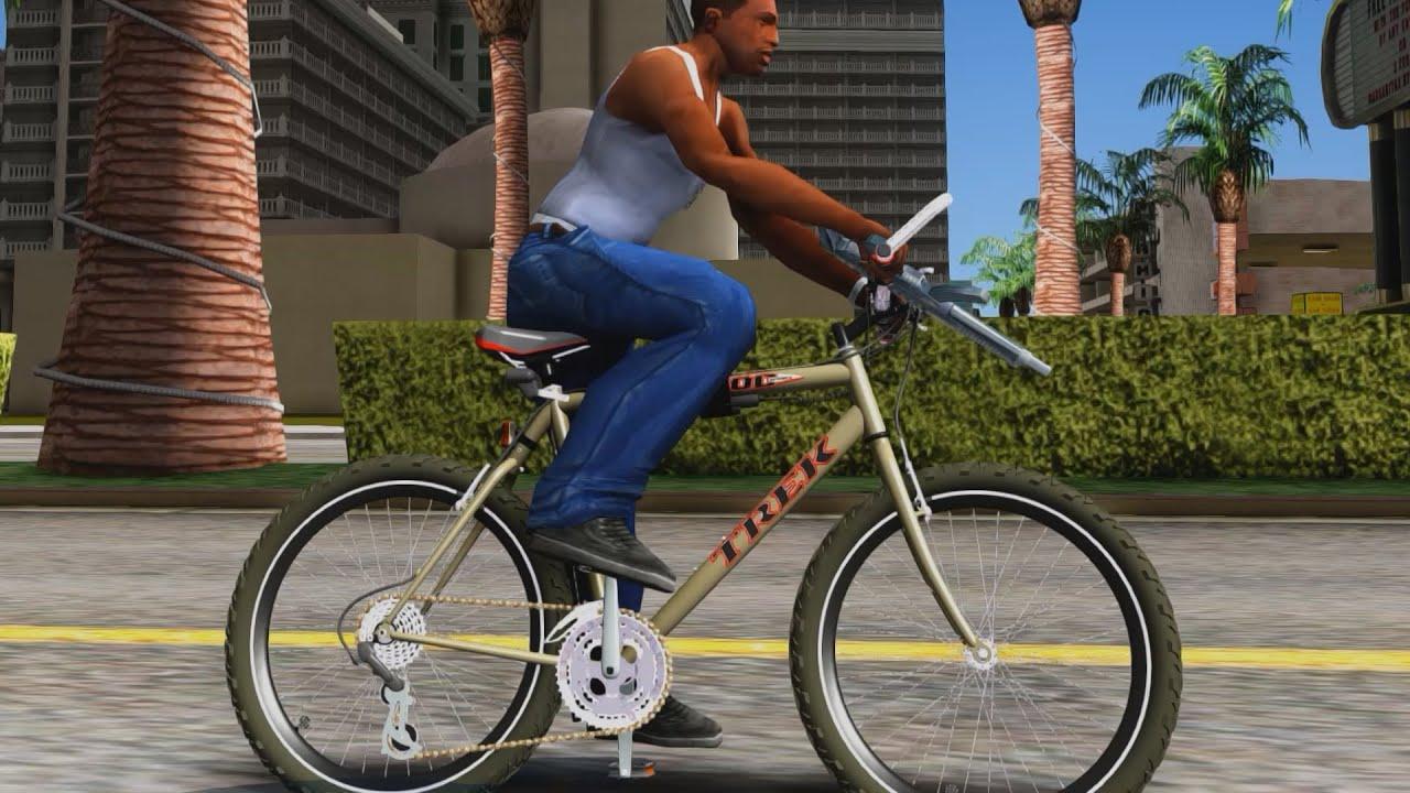 Chong S Mountain Bike Gta San Andreas 1440p 2 7k Youtube