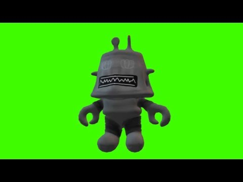 toy robot chroma