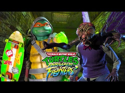 New TMNT Tournament Fighters For 2020?