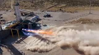 Blue Origin BE-4 Engine Compilation