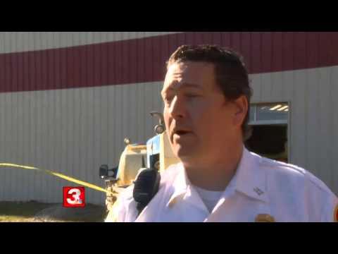 Concrete Pump accident at Baylor School