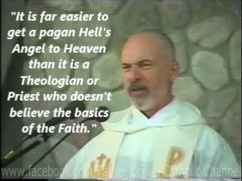 LIBERAL PRIESTS AND BISHOPS WHO REFUSE TO ACCEPT CHRIST'S VICTORY !