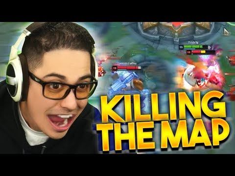 'TRICK IS KILLING THE WHOLE MAP!' -SNEAKY 2020