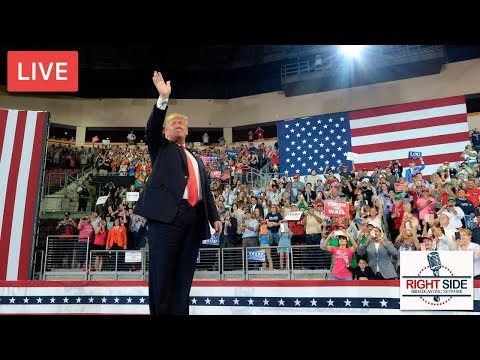 LIVE: President Donald J. Trump Rally in Elko, NV 10-20-18