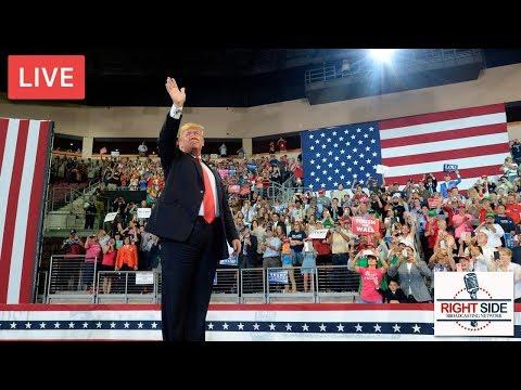 LIVE: President Donald J. Trump Rally in Elko, NV 10-20-18
