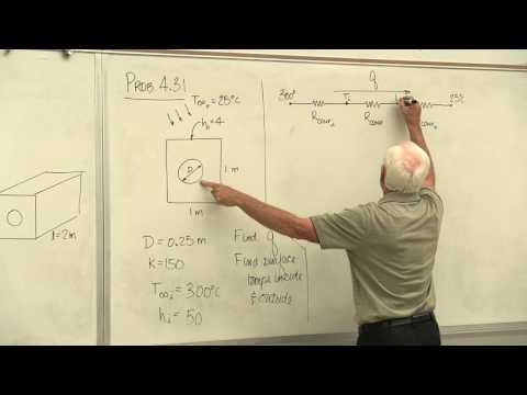 Heat Transfer: Two-Dimensional Conduction, Part II (9 of 26)