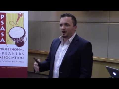 An Entrepreneur's Five Year Journey Building a Digital Agency -  Mike Saunders - PSASA KZN Chapter