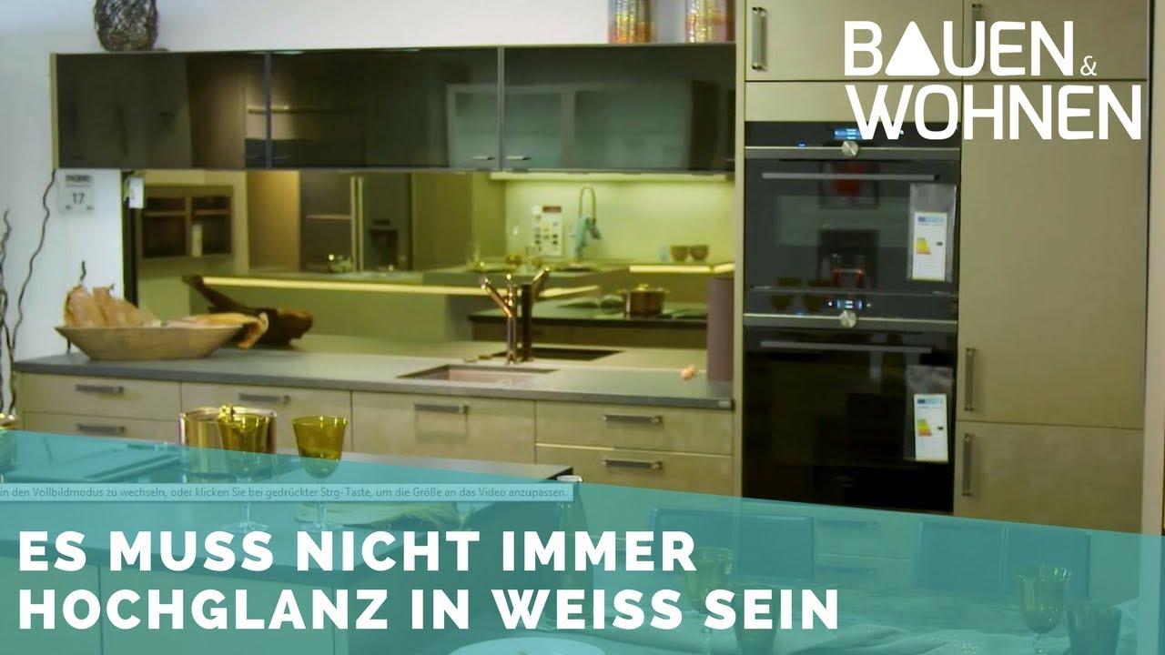 Farbige Küchen immer gefragter - YouTube