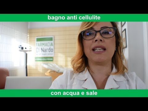 Cellulite: come combatterla con i bagni di sale