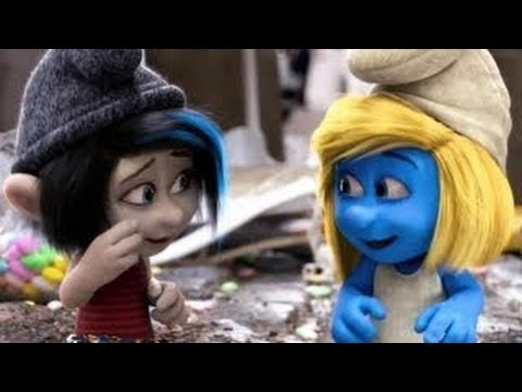 Video Game Trailers The Smurfs 2 Game Trailer Based Off
