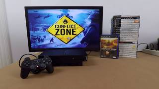 Playstation 2 - Conflict Zone