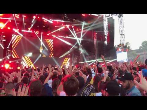 Vicetone Live @ Summer Sound Festival 2017