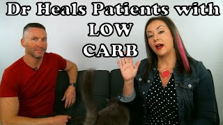 Keto Chat Episode 35: Reformed Vegetarian Dr. Ted Naiman Heals Patients with a Low Carb Diet
