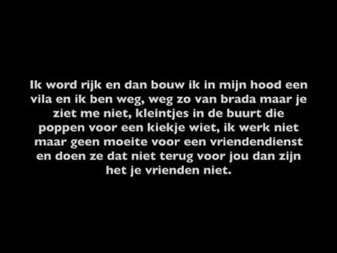 Boef - hosselen - (Lyrics)