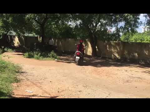 Madurai RTO driving license test place