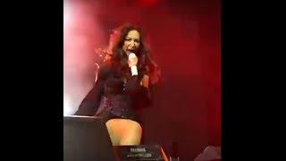 Безумное поведение Бузовой на концерте в Воронеже испугало зрителей