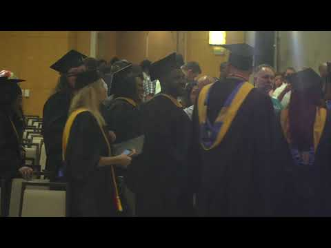Northcentral University 2019 Commencement Ceremony