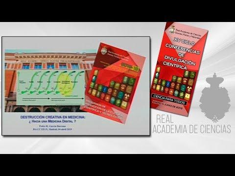 Pedro García Barreno, 4 de abril de 2019.13ª conferencia delXV CICLO DE CONFERENCIAS DE DIVULGACIÓN CIENTÍFICA.CIENCA PARA TODOS 2019▶ Suscríbete a nuestro canal de YouTubeRAC: https://www.youtube.com/RealAcademiadeCienciasExactasFísicasNaturales?su