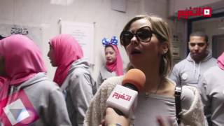 إيمان العاصي تُطالب وزارة الصحة بدعم مستشفى أبو الريش