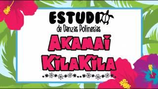 """Estudio de Danzas Polinesias """"AKAMAI KILAKILA"""""""