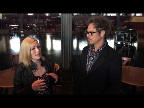 ET Music Therapy- Ian Thornley (Big Wreck) Interview with Esther Thane