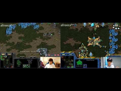 [SC:R] (1) Flash vs Rain TvP @ Fighting Spirit [2017-08-07]