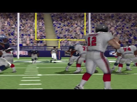 Madden 2001 Franchise PS2 Week 2 Broncos vs Falcons