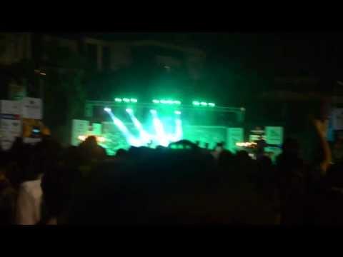 Live performance by Arijit Singh at Xpressions 2013 XIMB