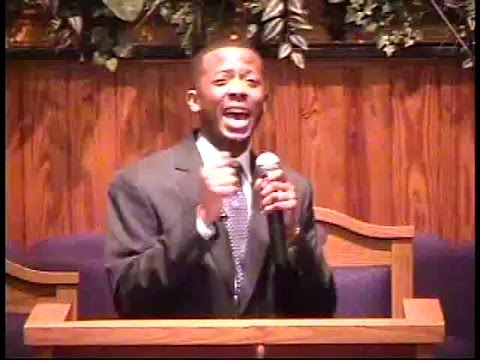 Minister Fred Jones, III @ Western Sub District Union & YPHA