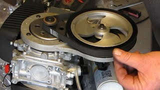 How To Install 7G T-Belt Transmission on 4 Stroke Motorized Bicycle