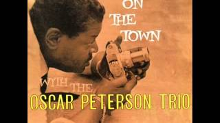 Oscar Peterson Trio in Toronto - A Gal in Calico