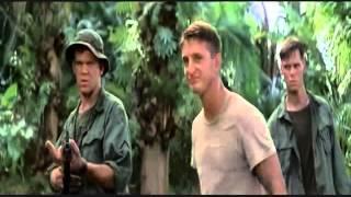 Pecados de guerra (Casualties of War) 1989