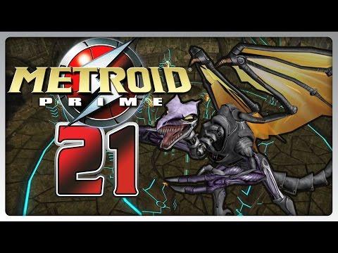METROID PRIME Part 21: Meta-Ridley Battle