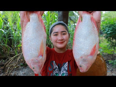 Tasty Crispy Fish Frying - Cooking With Sros
