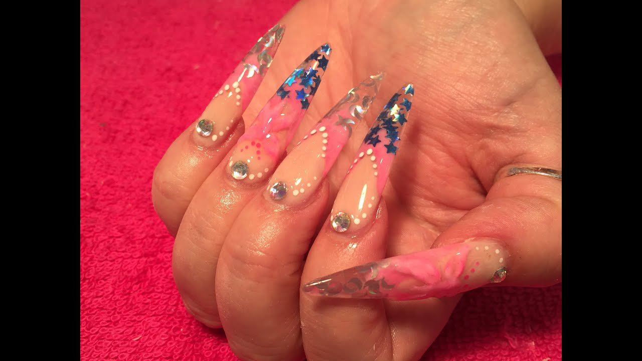 how to make acrylic nails stop hurting